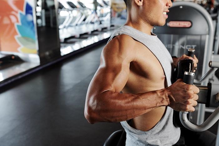 Männerbrüste schnell wegtrainieren - ein langer Weg