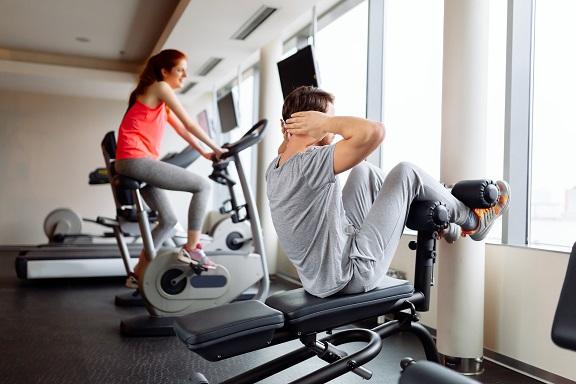 Mit Refigura spart man sich Zeit im Fitnessstudio